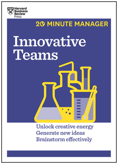 Innovative Teams (HBR 20-Minute Manager Series) - cover