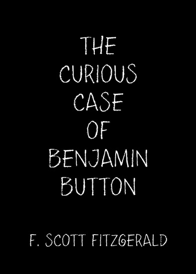 The Curious Case of Benjamin Button - cover