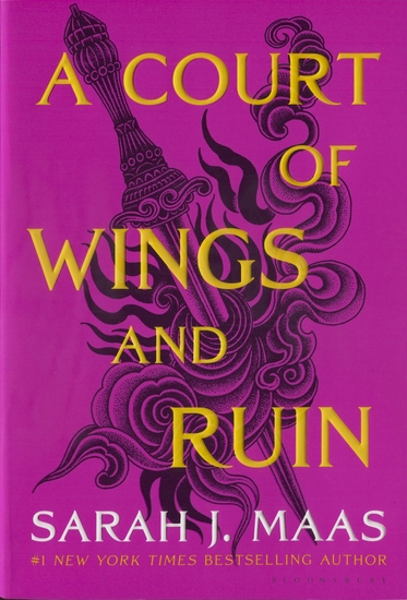 A Court of Wings and Ruin - cover