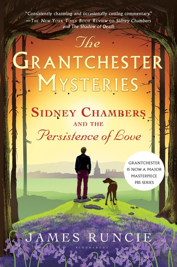 Sidney Chambers and The Persistence of Love - Grantchester Mysteries 6 - cover