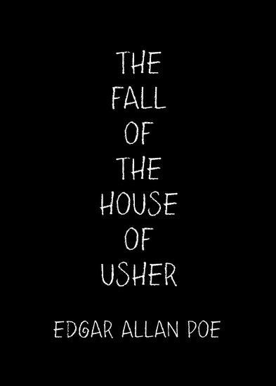 The Fall of the House of Usher - cover