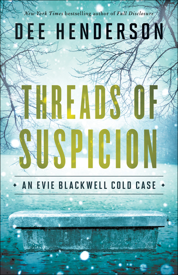 Threads of Suspicion (An Evie Blackwell Cold Case) - cover