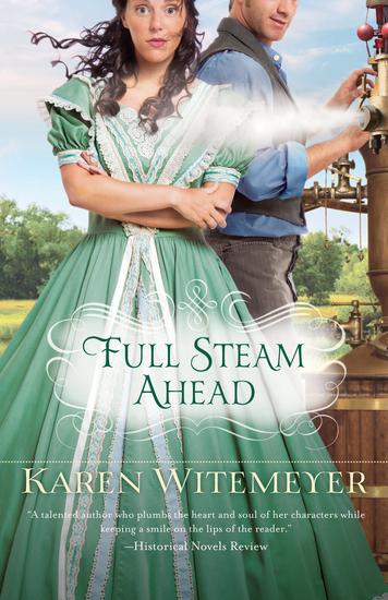 Full Steam Ahead - cover