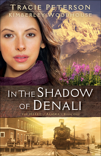 In the Shadow of Denali (The Heart of Alaska Book #1) - cover