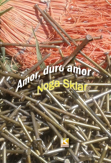 Amor duro amor - cover