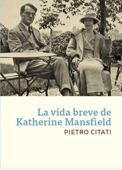 La vida breve de Katherine Mansfield - cover