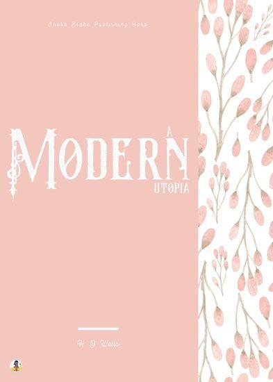 A Modern Utopia - cover