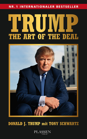 Trump: The Art of the Deal - cover