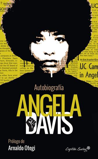 Angela Davis - Autobiografia - cover