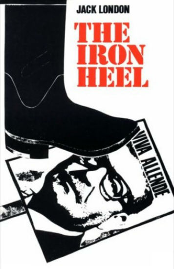 The Iron Heel - cover