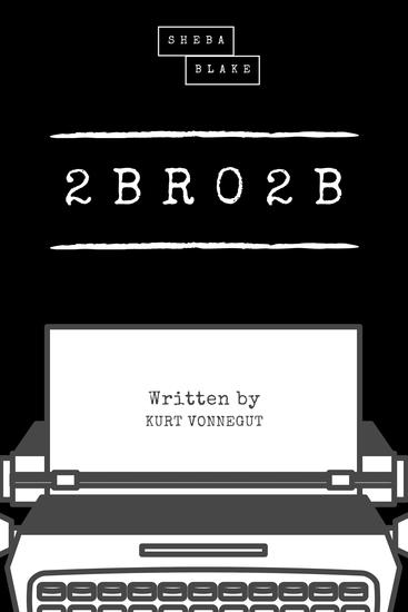2 B R 0 2 B (Sheba Blake Classics) - cover
