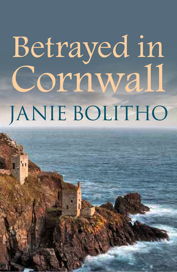Betrayed in Cornwall - cover