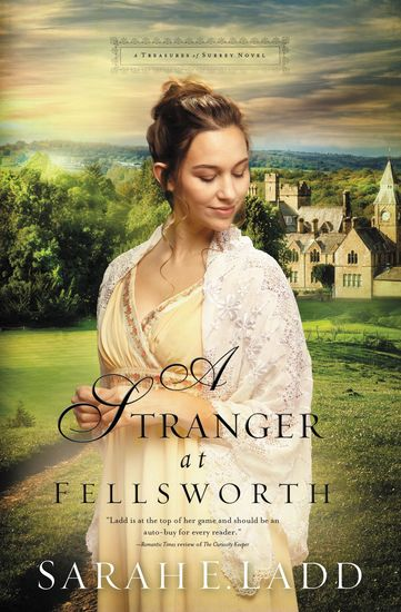 A Stranger at Fellsworth - cover