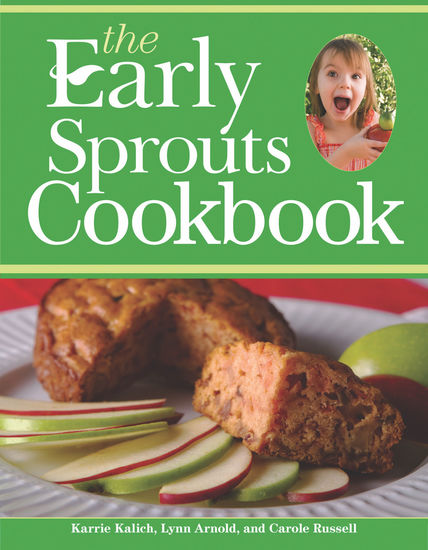 The Early Sprouts Cookbook - cover