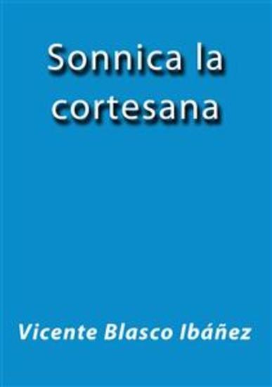 Sonnica la cortesana - cover