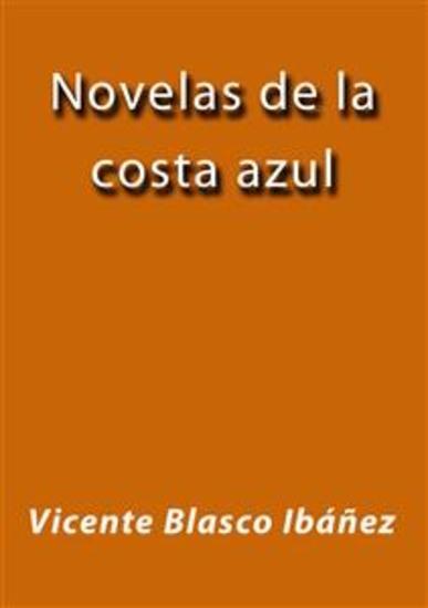 Novelas de la costa azul - cover