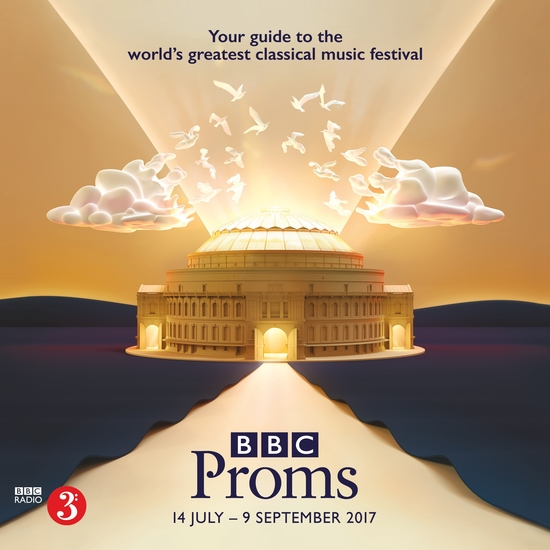 BBC Proms 2017 - Festival Guide - cover