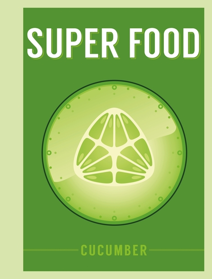 Super Food: Cucumber - cover