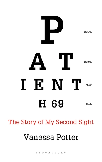 Patient H69 - The Story of My Second Sight - cover