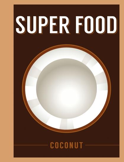 Super Food: Coconut - cover