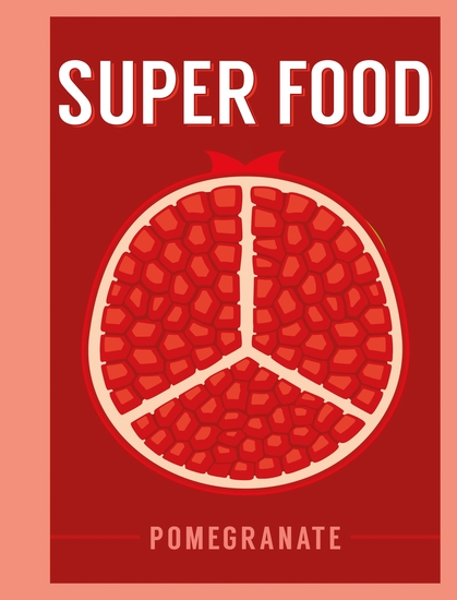 Super Food: Pomegranate - cover
