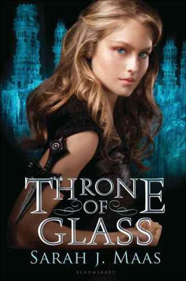 One Throne of Glass - cover