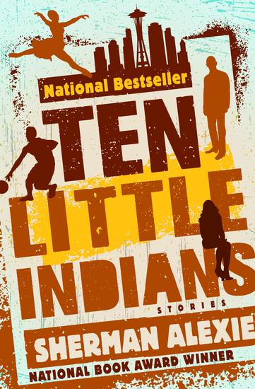 Ten Little Indians - Stories - cover