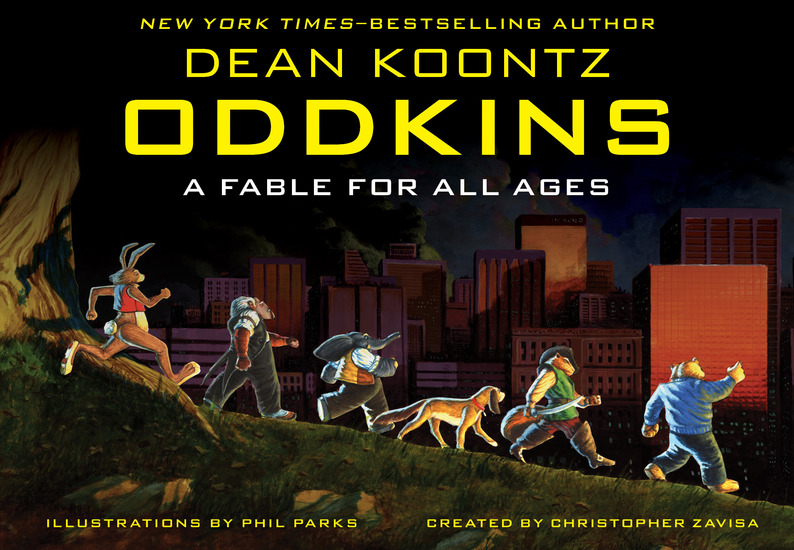 Oddkins - A Fable for All Ages - cover
