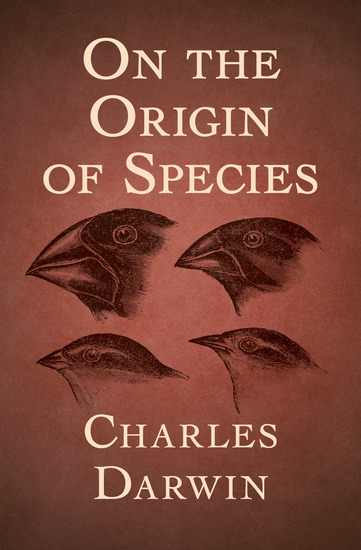 On the Origin of Species - cover