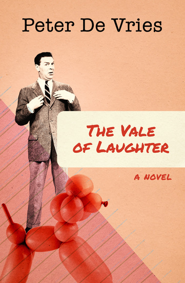 The Vale of Laughter - A Novel - cover