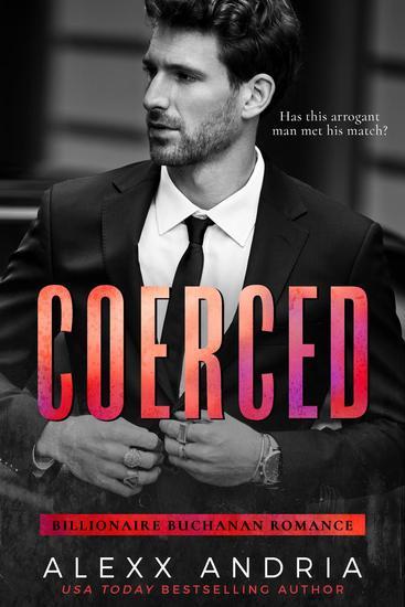 COERCED (Billionaire romance) - cover
