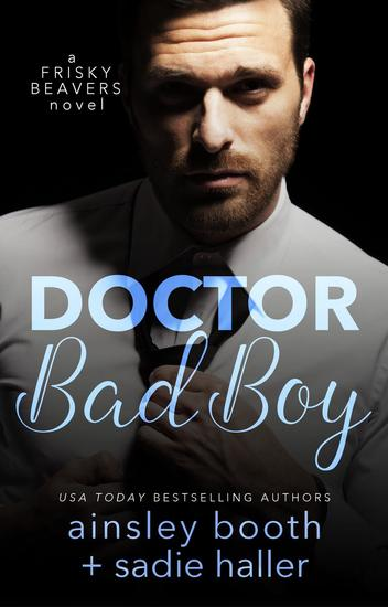 Dr Bad Boy - Frisky Beavers #2 - cover