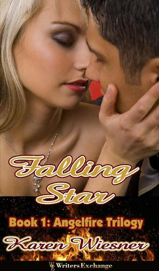 Falling Star - Angelfire Trilogy #1 - cover