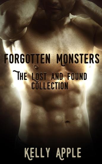 Forgotten Monsters: The Lost and Found Collection - cover