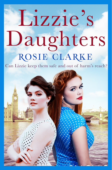 Lizzie's Daughters - cover