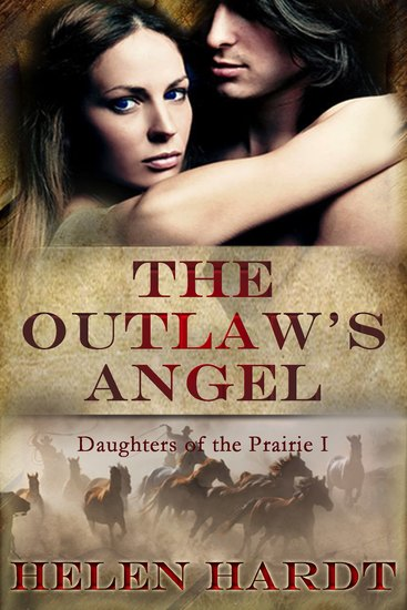 The Outlaw's Angel - cover