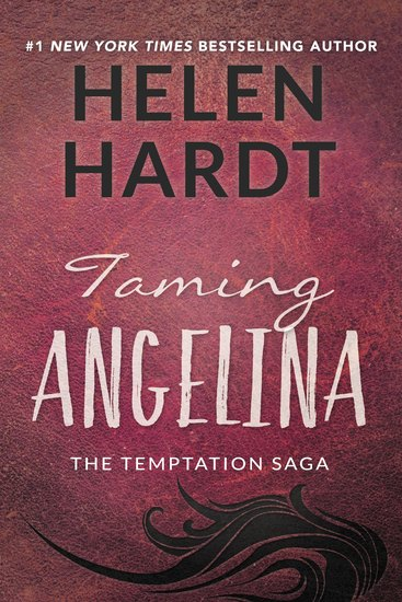 Taming Angelina - cover