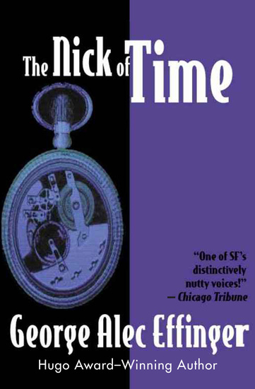 The Nick of Time - cover