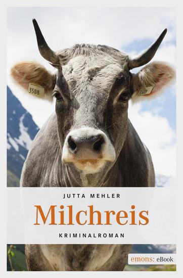Milchreis - Kriminalroman - cover