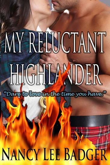 My Reluctant Highlander - Highland Games Through Time #3 - cover
