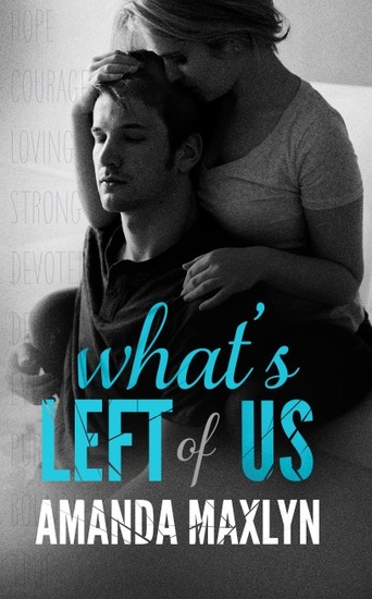 What's Left of Us - cover