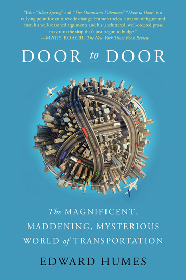 Door to Door - The Magnificent Maddening Mysterious World of Transportation - cover