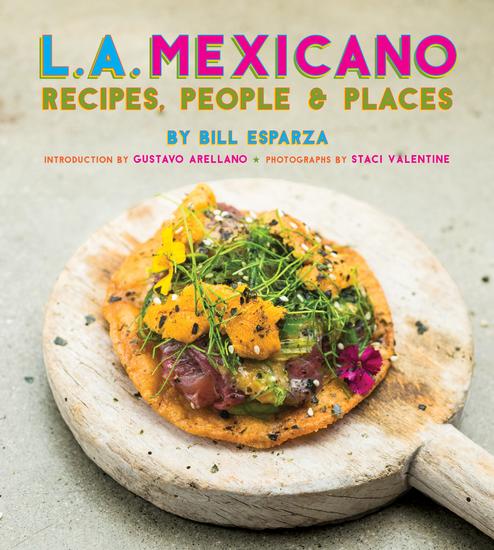 LA Mexicano - cover