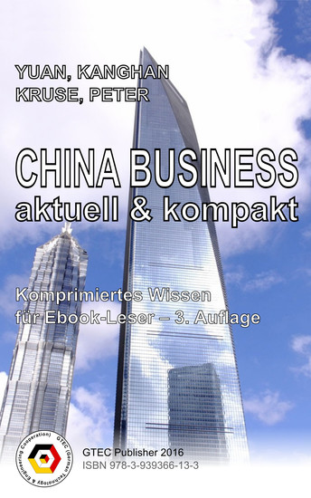 CHINA BUSINESS- aktuell & kompakt - komprimiertes Wissen für Ebook Leser - cover