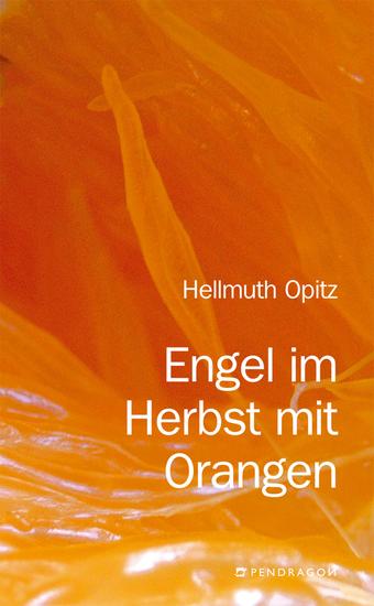 Engel im Herbst mit Orangen - Gedichte - cover