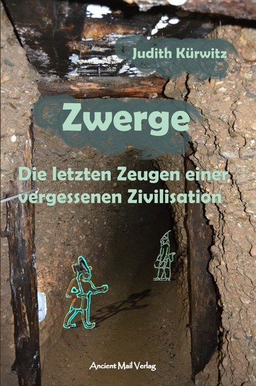 Zwerge - Die letzten Zeugen einer vergessenen Zivilisation - cover