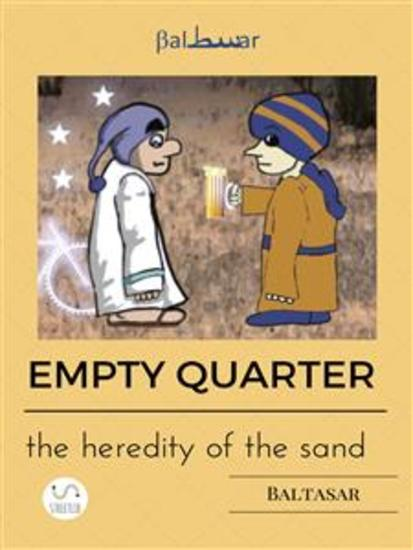 EMPTY QUARTER (the heredity of the sand) - cover