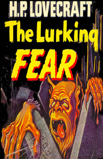 The Lurking Fear - cover