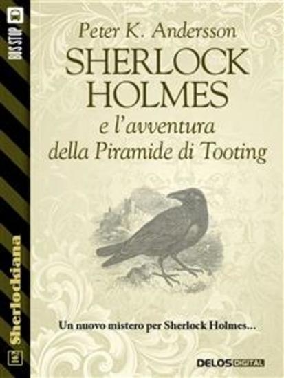 Sherlock Holmes e l'avventura della Piramide di Tooting - cover