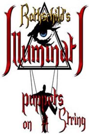 Rothschild's Illuminati - Puppets on a String - cover